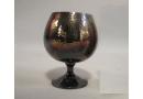 銀座和光 銀刻印入り ブランデーグラス