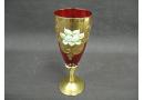 ベネチアンワイングラス ゴブレット ボヘミアグラス