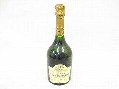 テタンジェ TAITTINGER 1989 シャンパン 750ml