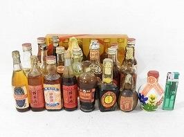 中国酒 ミニチュアボトル