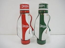 マックギボン ゴルフバッグ陶器ボトル