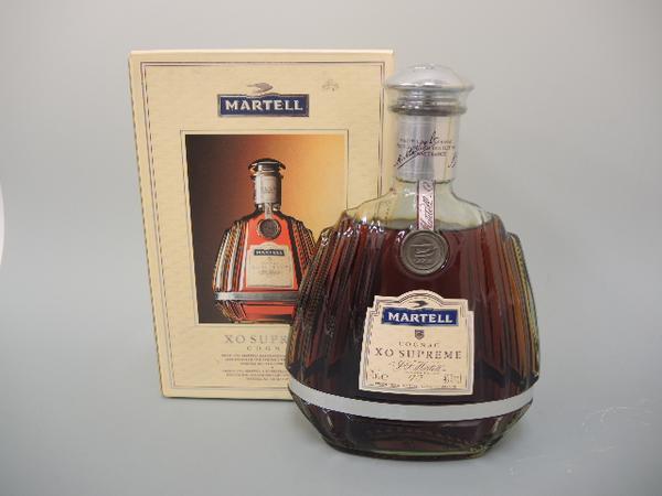 マーテル スプリームXO