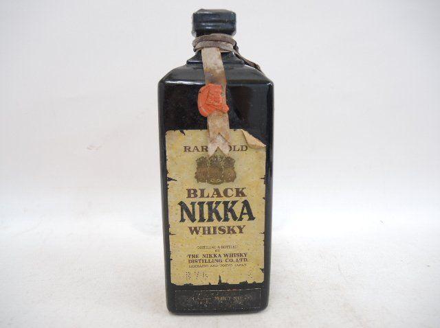 ブラック ニッカウイスキー
