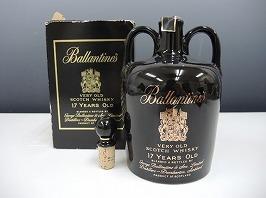 バランタイン17年 ブラックジャグ