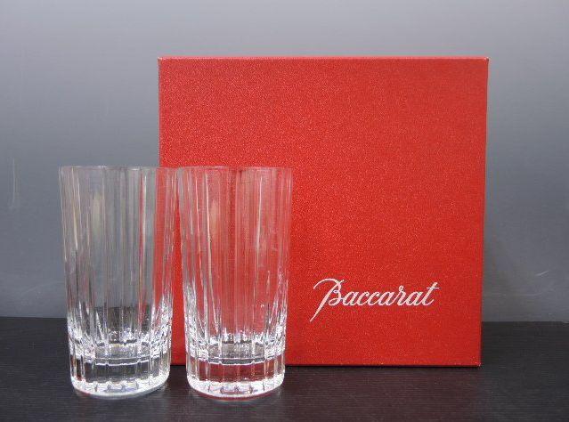 バカラ ペアタンブラーグラス