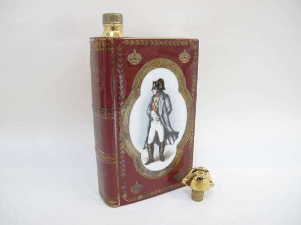 カミュ ナポレオン リモージュ ブックボトル CAMUS