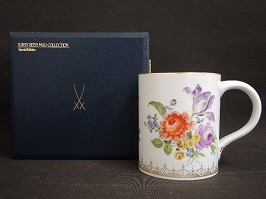 キリンビアマグコレクション マイセンの花