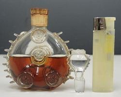 レミーマルタン ルイ13世 バカラ ミニチュアボトル