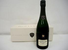ボランジェ・ラ・グランダネ シャンパン
