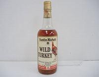 ワイルドターキー ケンタッキー 8年 旧ボトル